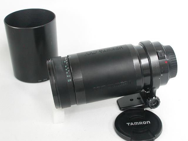 10月 AF 200-400/5.6 75DE  For Canon EF