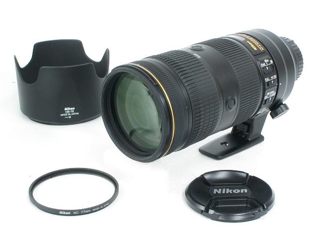 AF-S 70-200/2.8E FL ED VR <N>