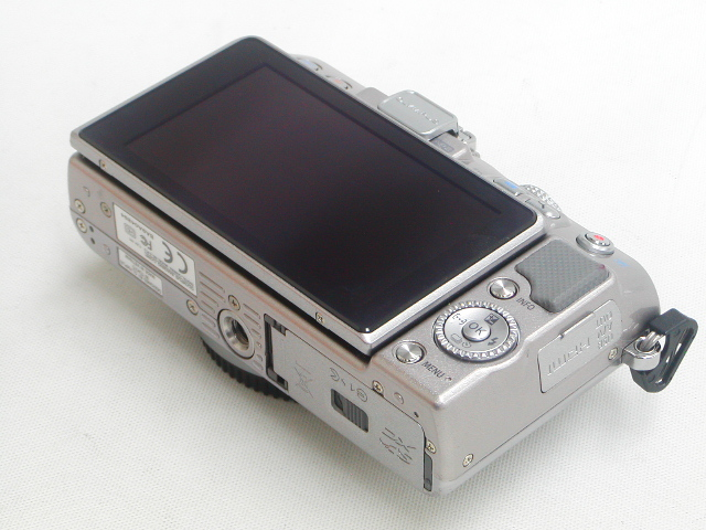 6月 E-PL3 (Silver)  Body