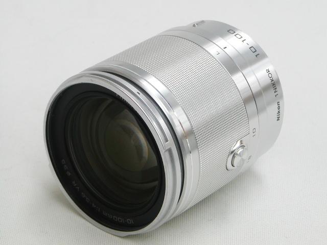1 NIKKOR 10-100mm 1:4-5.6 VR (Silver)