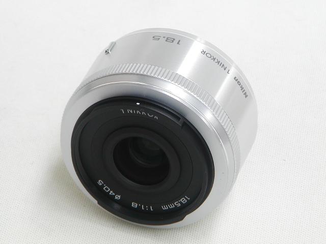 1 NIKKOR 18.5mm f/1.8 (Silver)