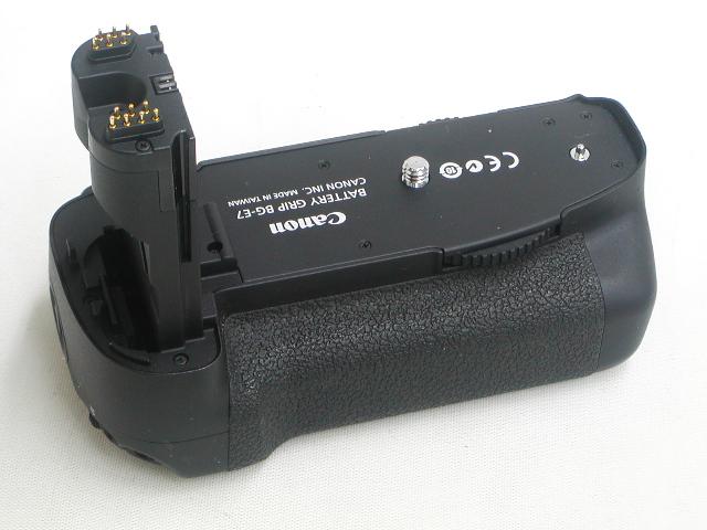 BG-E7 (for EOS 7D)