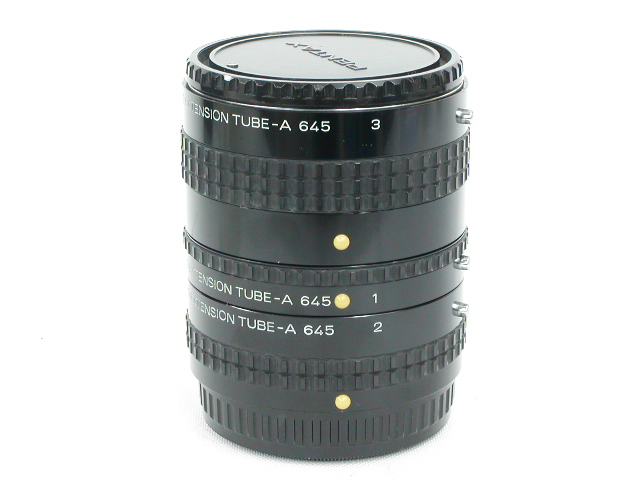 EXTENSION TUBE-A 645 No.1,2,3