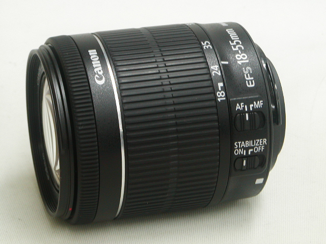 8月 EF-S 18-55mm 1:3.5-5.6 IS STM