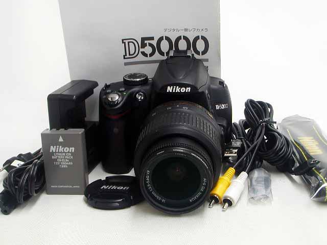 D5000 18-55/3.5-5.6G VR