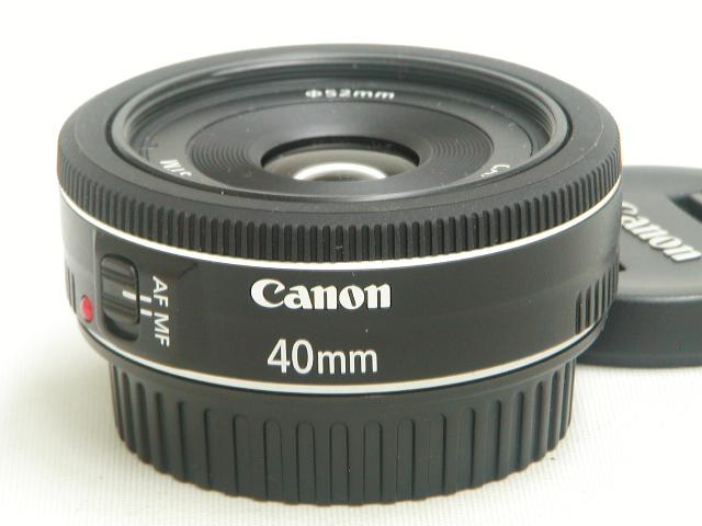 【美品】 EF 40mm 1:2.8 STM