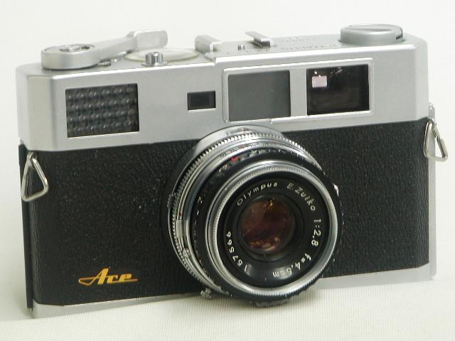 ACE-E E Zuiko 4.5cm / 2.8