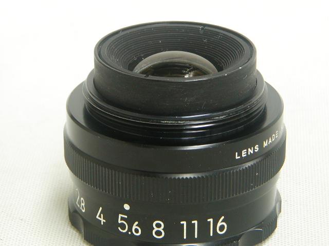 EL-NIKKOR 50 / 2.8 (引伸ばしレンズ)