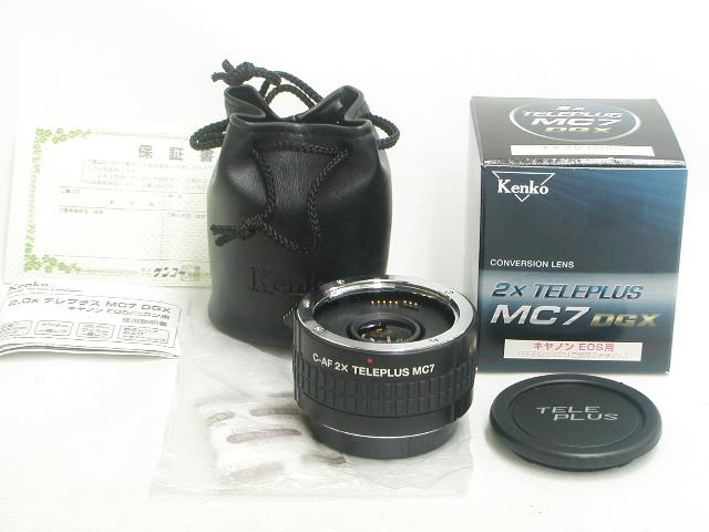 【極上】 C-AF 2X TELEPLUS MC7 DGX 【保付】