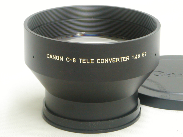 C-8 TELE CONVERTER 1.4X 67