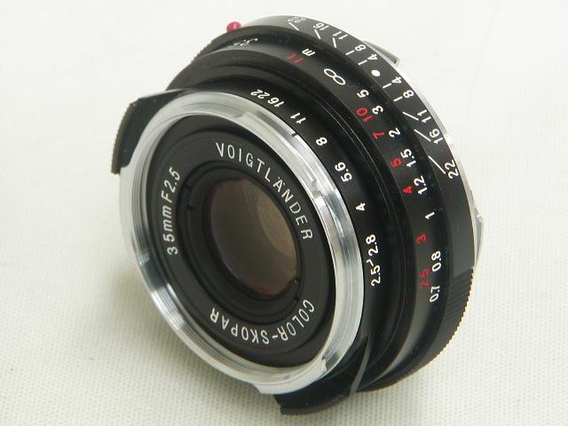 COLOR-SKOPAR 35mm F2.5 PII (VM-Mount)