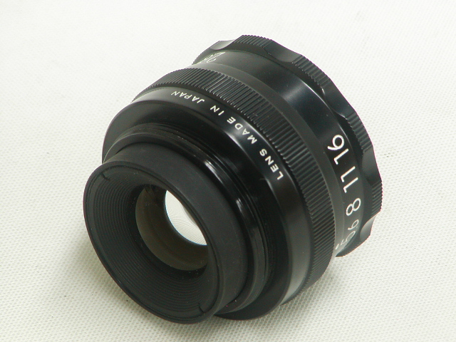 EL-NIKKOR 1:2.8 f=50mm