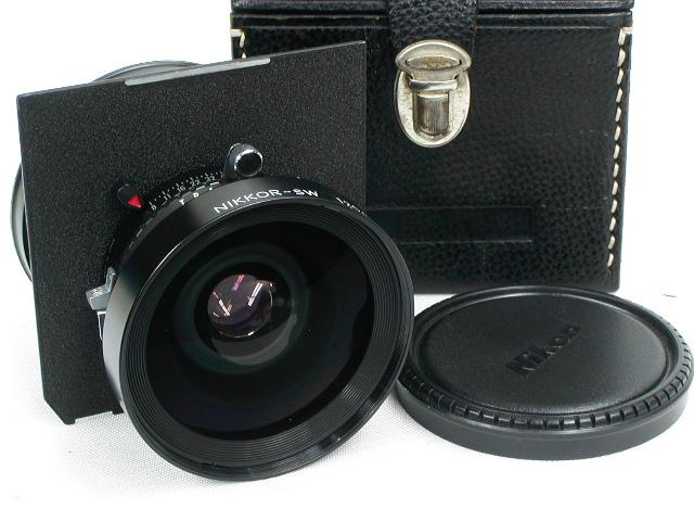 NIKKOR-SW 120mm 1:8