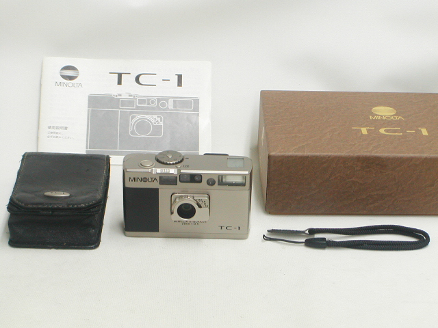TC-1 G-ROKKOR 28mm 1:3.5