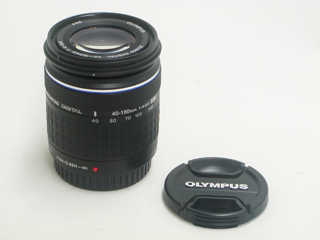 【美品】 ZUIKO DIGITAL 40-150mm 1:4-5.6 ED