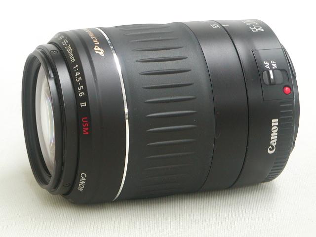 EF 55-200 / 4.5-5.6 II USM