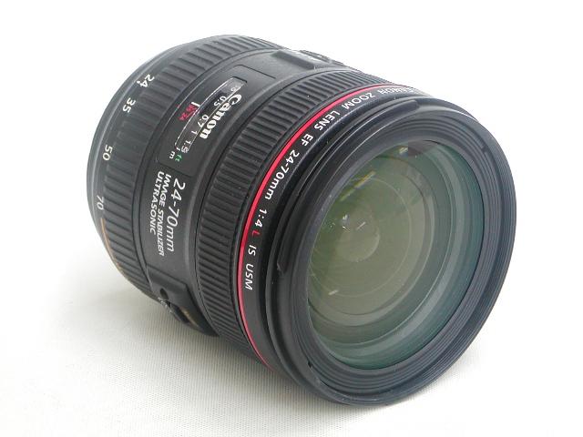 【美品】 EF 24-70mm 1:4 L IS USM