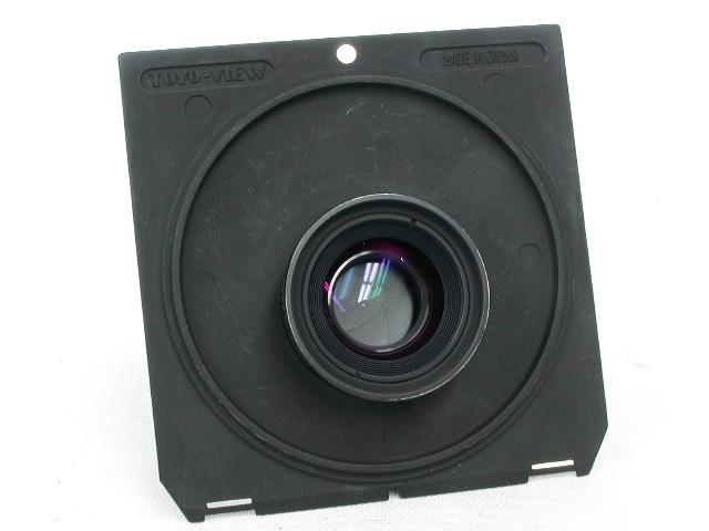 NIKKOR-W 105mm 1:5.6S 7枚羽根