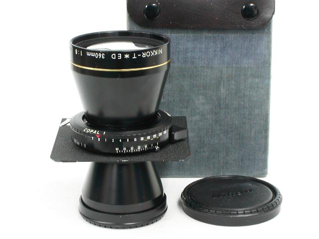 NIKKOR-T*ED 360mm 1:8