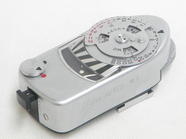 Leica-METER MR (後期型)