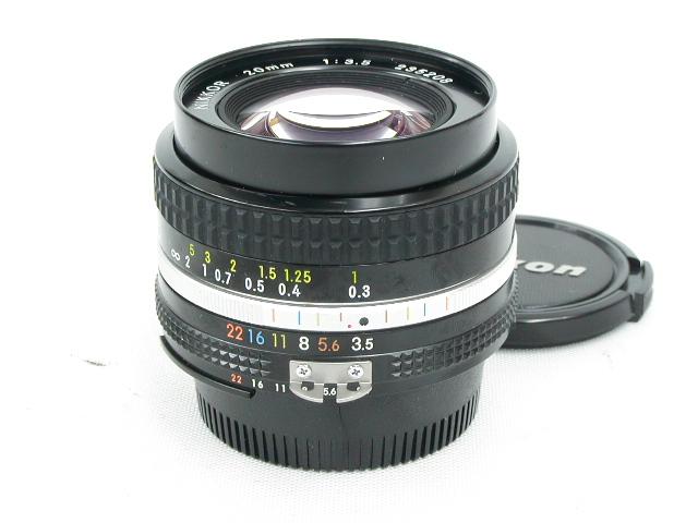 Ai-s 20mm 1:3.5