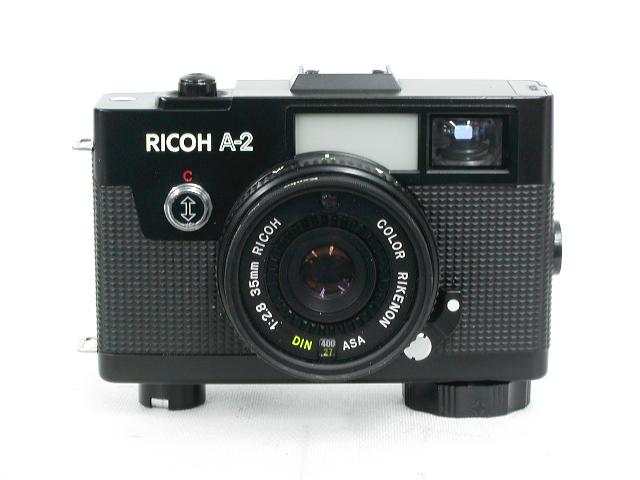 RICOH A-1 35/2.8