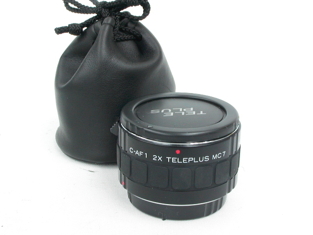 【難あり】C-AF1 2X TELEPLUS MC7  For Canon EF