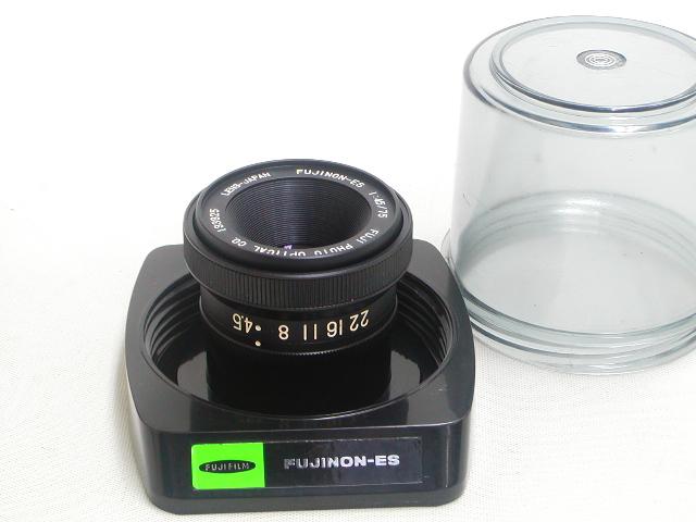 FUJINON-ES 75mm 1:4.5