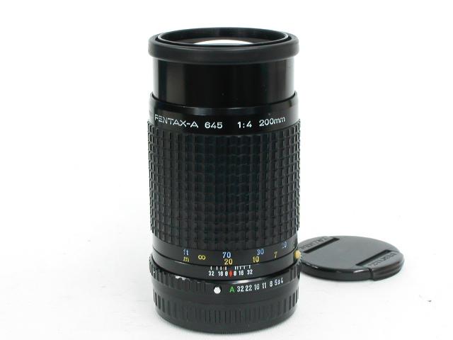 SMC PENTAX-A 645  1:4 200mm