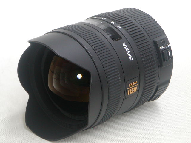 8-16mm F4.5-5.6DC HSM (for Canon)