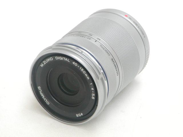 M.ZUIKO 40-150mm 1:4-5.6 R ED MSC (Silver)