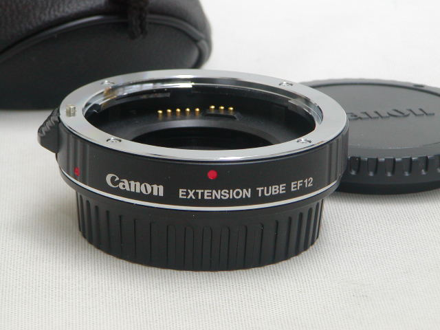 EXTENSION TUBE EF12