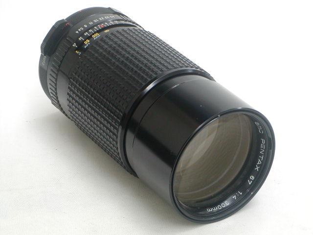 smc PENTAX 67 1:4 300mm