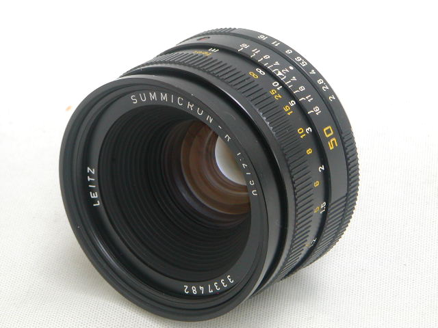 SUMMICRON-R 1:2 / 50 (R-Only)