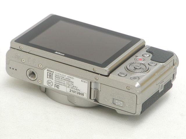 COOLPIX A900 (Silver)