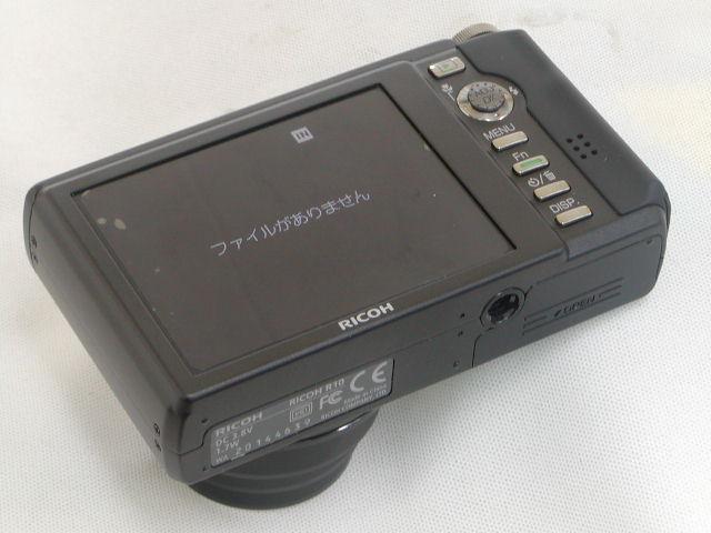11月 【美品】R10 (黒)
