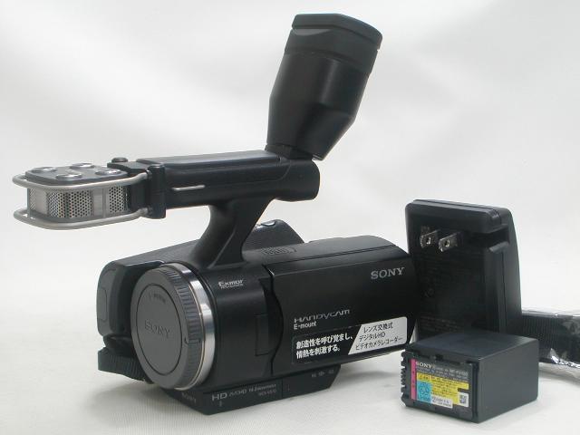NEX-VG10  Body