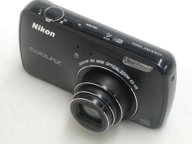 COOLPIX S800C (Black)