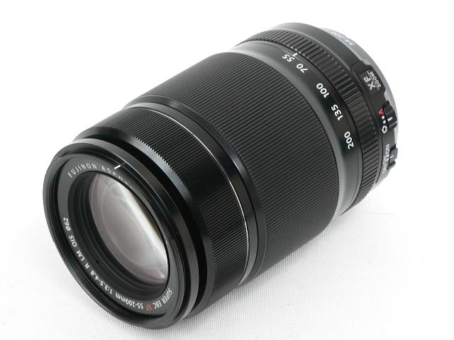 【美品】 FUJINON XF 55-200mm 1:3.5-4.8 R LM OIS w/ Protector