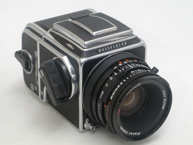 503CX(Chome) CF Planar 80/2.8 w/ A12