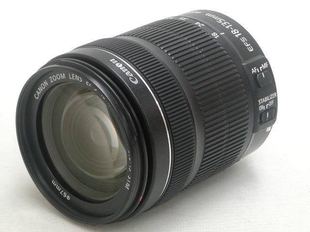 EF-S 18-135mm 1:3.5-5.6 IS STM  w/ Hood