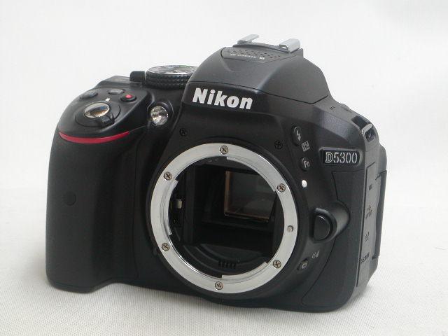 D5300 Body (Black)