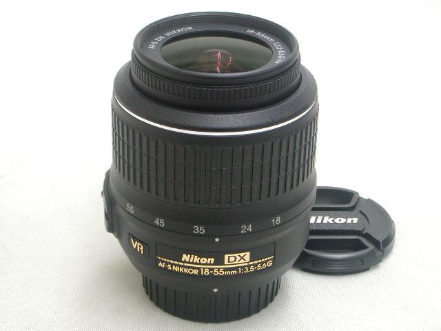 【美品】 AF-S DX 18-55mm 1:3.5-5.6G VR