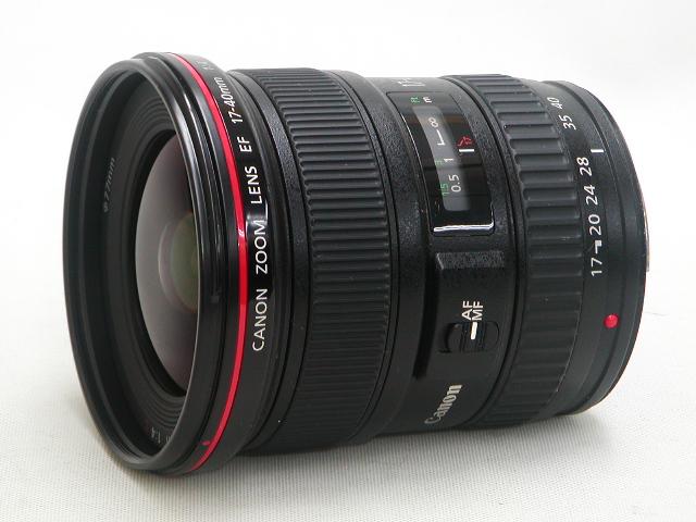 EF 17-40mm 1:4 L USM  w/ Protector