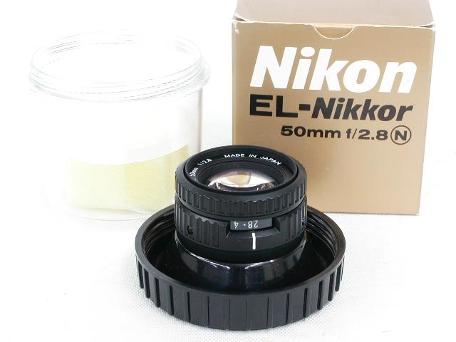 EL-Nikkor 50mm f/2.8N