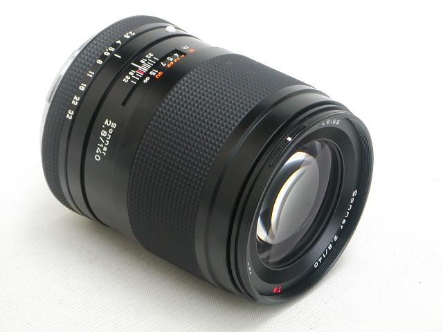 (645) Sonnar T* 140mm F2.8 w/ Hood.Filter
