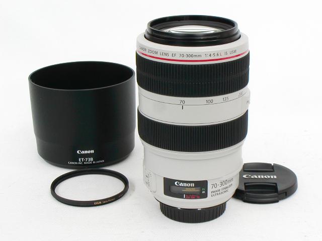 【美品】EF 70-300mm 1:4-5.6L IS USM