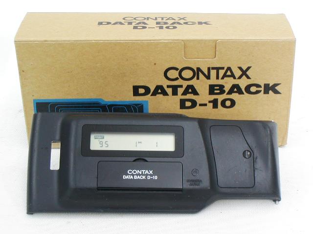 DATA BACK D-10 (N1用)