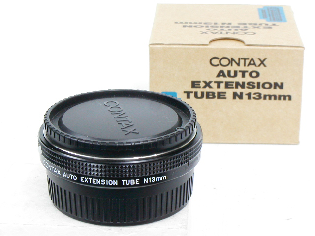 CONTAX AUTO EXTENSION TUBE N13mm
