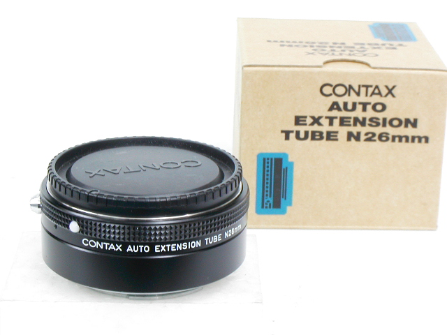 CONTAX AUTO EXTENSION TUBE N26mm